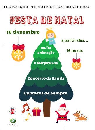 Filarmónica Recreativa De Aveiras De Cima Organiza Festa De